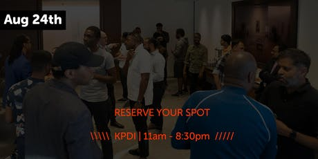 KPDI Ventures | Black-Matter | Business Innovation Session & Network Launch tickets