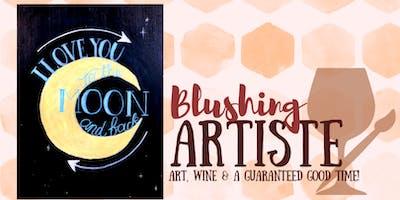 Blushing Artiste - December 21st