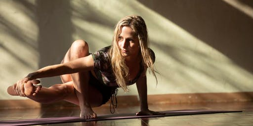 For the Love- Arm Balances with Amber Cook