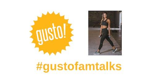 #gustofamtalks with Madeleine Conti