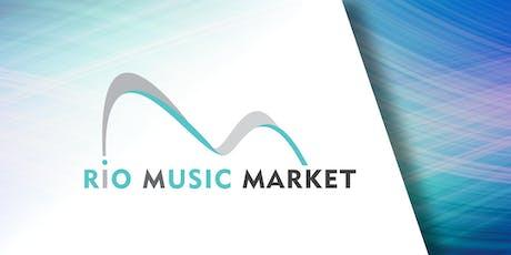 Rio Music Market 2019 ingressos