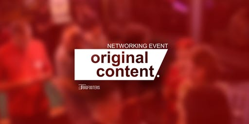 Original Content Networking Event
