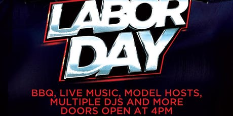 The biggest Monday Party of the year - LABOR DAY - Lincoln 9.2 tickets