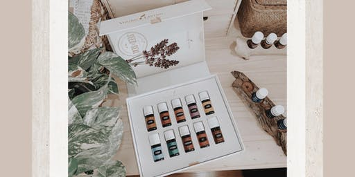 Sip and Learn: Essential Oils and Chemical Free Living workshop