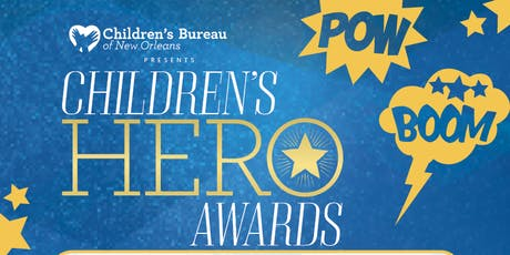 2019 Children's Hero Awards tickets