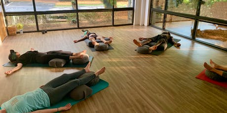 REAWAKEN: Yoga Nidra, an Ancient Sleep-based Meditation  tickets