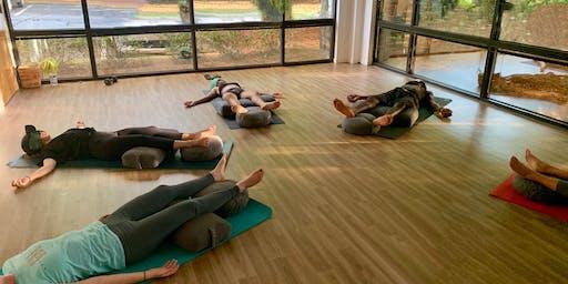 REAWAKEN: Yoga Nidra, an Ancient Sleep-based Meditation