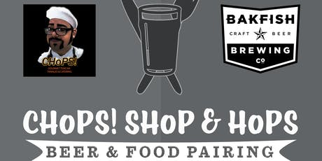 CHoPS! SHoP & HoPS tickets