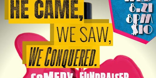 Comedy Fundraiser for the Yellowhammer Fund!