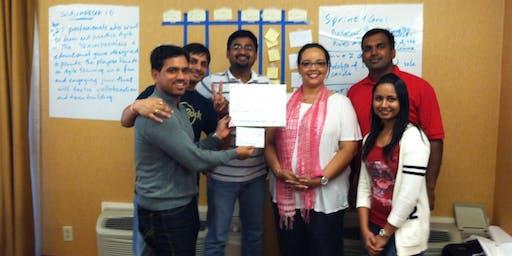 Certified Scrum Product Owner Training - Bellevue, WA