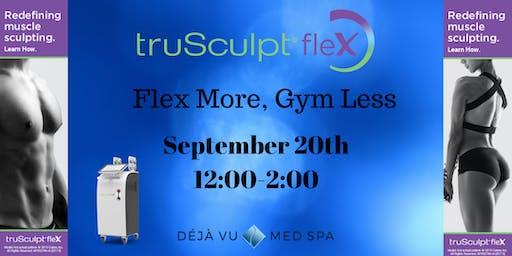 TruSculpt Flex Launch Event