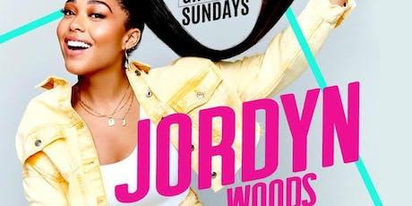 Jordyn Woods hosts Gryphon Sundays tickets