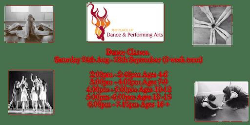 Dance Class : Ages 10-12