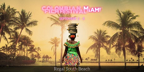 The Colombian Film Festival Miami - 8 Ticket Package tickets
