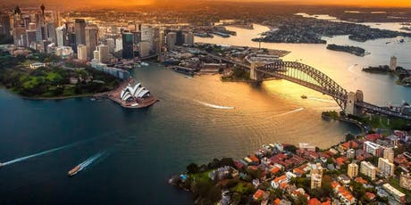 """SYNxSYDNEY 2019  """"The Premier Community for Corporate Innovators"""" tickets"""