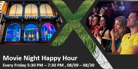 Movie Night Happy Hour tickets