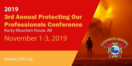 3rd Annual Protecting Our Professionals Conference