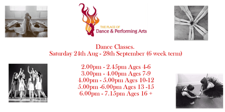 Dance Class: Ages 13-15 tickets
