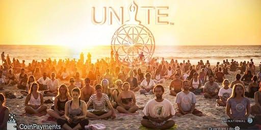 UNITE YOGA BEACH FEST, SPEEDHEALING, & WILL BLUNDERFIELD CONCERT
