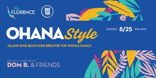 Ohana Block Party BBQ