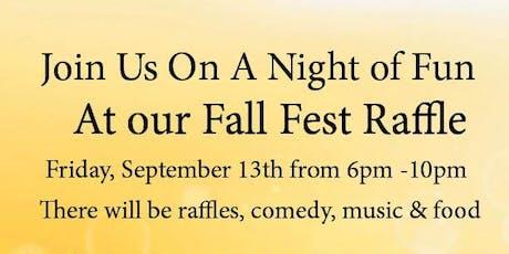 Fall Fest Raffle Fundraiser tickets