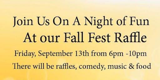 Fall Fest Raffle Fundraiser
