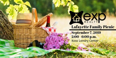 eXp Realty - Lafayette Family Picnic