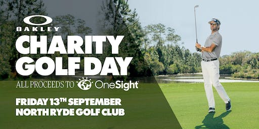 Oakley Charity Golf Day