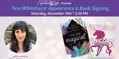 Tess Whitehurst Appearance & Book Signing tickets