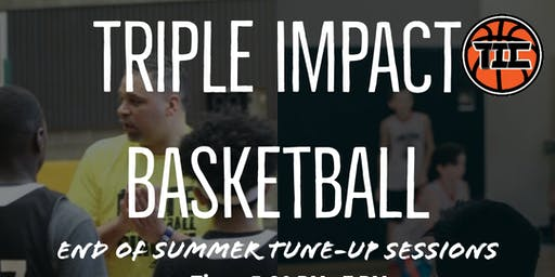 End Of Summer Workouts  with Triple Imact