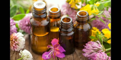 Sip, Sniff, and Shop Essential Oils and Fancy Oil Lamps tickets