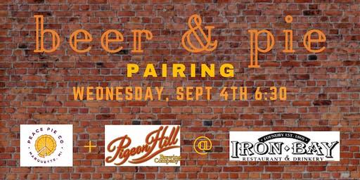 Pie & Beer Pairing