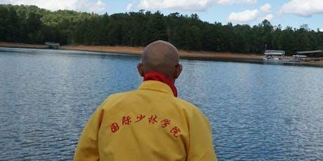 Meditation Session with Grandmaster Shi Deru tickets