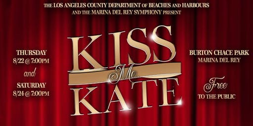 Cole Porter's KISS ME, KATE