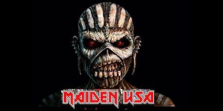 Maiden USA & Big City Nights tickets