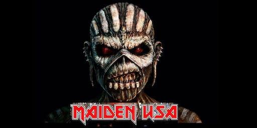 Maiden USA & Big City Nights