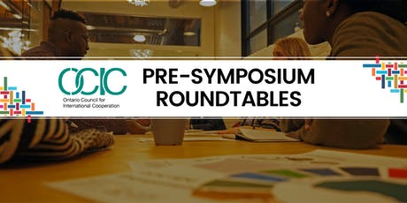 OCIC Youth Policy Program & Capacity Building Program Roundtable Consultations tickets
