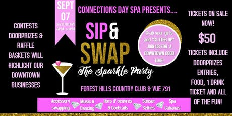 Ladies Sip & Swap The Sparkle Party tickets