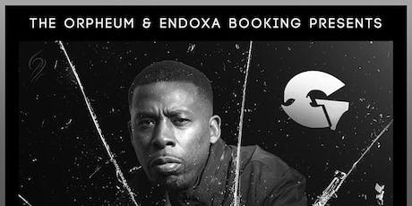 Gza @ The Orpheum tickets