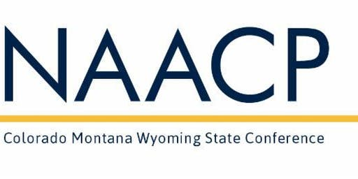 NAACP State Conference/Rocky Mountain Civil Rights Institute 2019