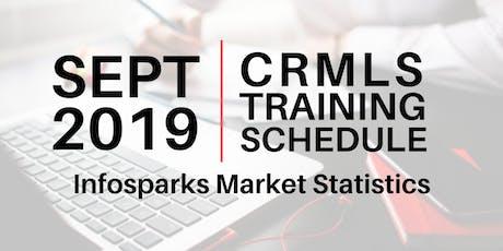 InfoSparks Market Statistics tickets