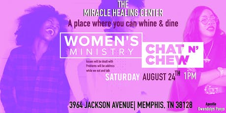 Women's Chat & Chew Gathering  tickets