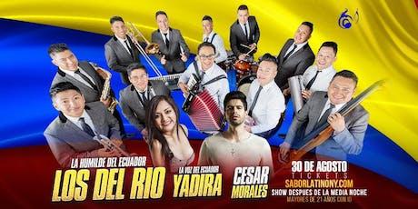 Los del Rio, Yadira & Cesar Morales tickets