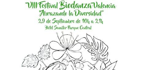 VIII Festival Biodanza Valencia 29 Sept. 2019 entradas