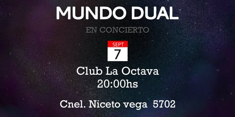 "Önix presenta ""Mundo Dual"". tickets"