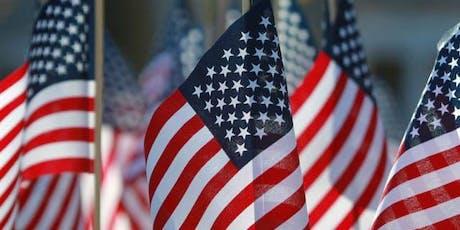 Veteran's Day Ceremony and Parade tickets