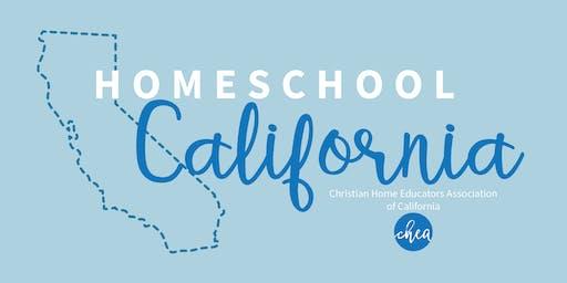 Homeschool California: Let's Get Started