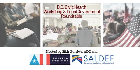 D.C. Civic Health Workshop and Roundtable tickets