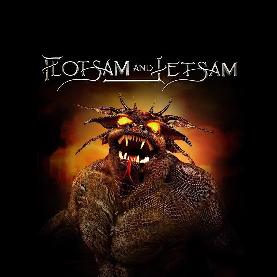 FLOTSAM AND JETSAM w/Draghoria | Sin on Six | Vipërwitch | more tba