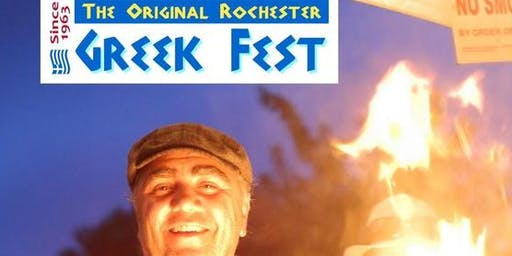 The Orginal Rochester Greek Fest